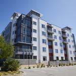2018 Best Green Project: Luxury apartments near SunRail create modern living on old lumber yard site