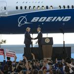 As Trump targets Amazon, <strong>Jeff</strong> <strong>Bezos</strong> could learn from Boeing