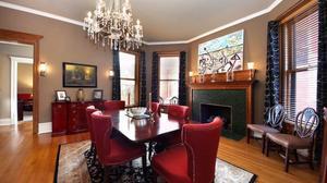 Expertly renovated Italianate beauty on Millionaire's Row!