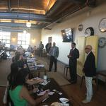 Tampa Bay Rays 2020 leaders make their pitch for business community stadium support