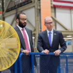 Saudi crown prince inks Boeing deal in Everett, meets Bezos, <strong>Gates</strong>, Nadella (Photos)