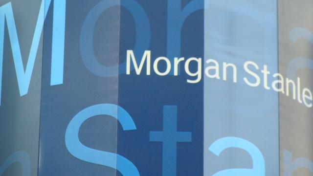 Morgan Stanley quarterly profit falls, posts 14% slip in equities