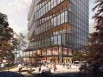 Here's a first look at one of Amazon's future Seaport offices