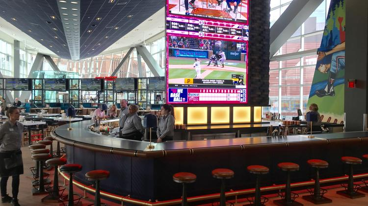 Bat Barrel Is A New Restaurant Bar Open To All Twins Fans With