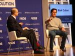 Mark Cuban talks Facebook, Trump, a 3rd party presidential run and more at Axios event at Ohio State