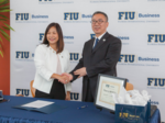 FIU partners with leading business school in China