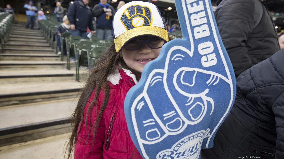 Milwaukee Brewers Bedroom In A Box Major League Baseball: Milwaukee Brewers Have Loyal Baseball Fans, According To