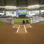 Scenes from Milwaukee Brewers' Opening Day: Slideshow