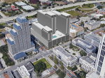 New York firm to create 3 mixed-use apartment towers in downtown Orlando