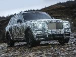 Automotive Minute: National Geographic previews Rolls-Royce Cullinan