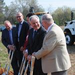 N.C. Commerce secretary takes walk down memory lane during the Great Recession at Gaston groundbreaking (PHOTOS)