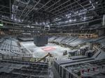 Get a look inside Bucks new arena as project hits 90 percent mark