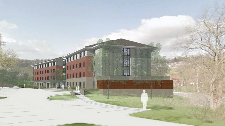 Units Within The Project, Known As Dorchester Of Mt. Lebanon, Will Be  Reserved