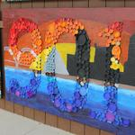 With <strong>Loeb</strong> mural collaboration, art class is in session at Overton Square