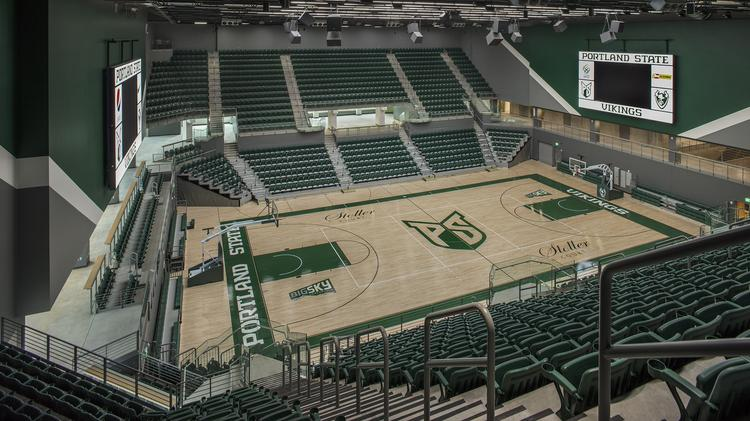 Image result for portland state arena