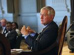 Matthew Kish: PSU president, Mayor Hales still at the table