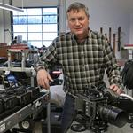 A walk through motion picture rental house Koerner Camera Systems (Photos)