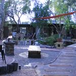 Tempe co-working space opens in <strong>a</strong> 1950s home/office complex once owned by <strong>a</strong> well-known landscape architect