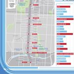 Streetcar Authority reveals potential stops, alignment for Main Street extension
