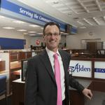 Get to know Alden State Bank's new leader