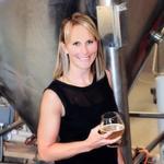 Her gluten-free beer brings tears of joy in the taproom