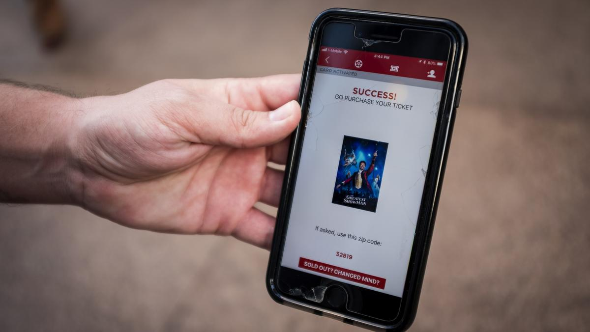 Helios and Matheson files to spin off MoviePass - L A  Biz