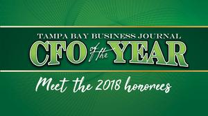 Meet the 2018 CFO of the Year honorees
