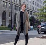 How this Baltimore fashion designer makes professional leisurewear