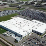 Video: Fly over Tesla's growing Fremont factory as Model 3 production ramps up