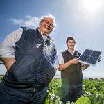 Agtech takes root on the edge of Silicon Valley