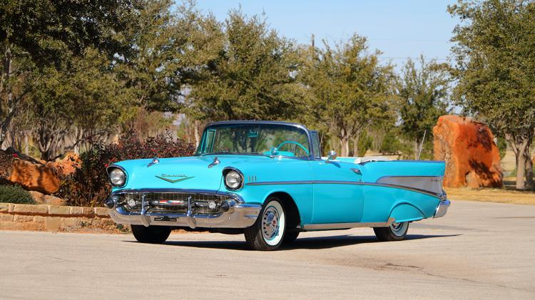 Mecum Auctions Hosts Seventh Houston Car Auction At Nrg Houston