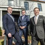 The closers: This real estate trio thinks it has the blueprint for luxury home sales
