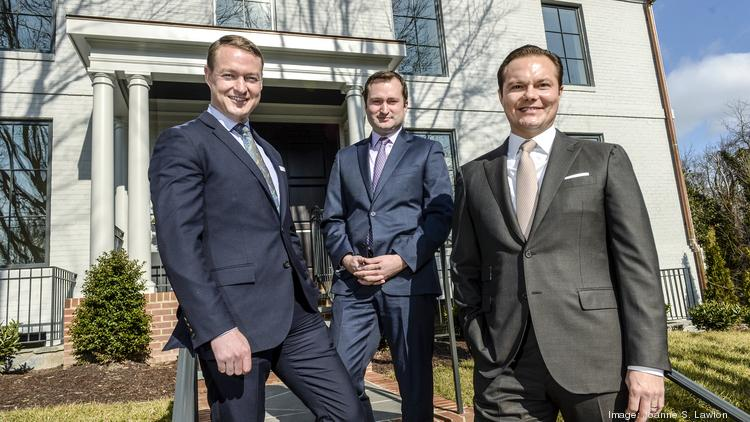 Hrl partners of washington fine properties thinks it has the hrl partners from left christopher leary adam rackliffe and robert hryniewicki consider themselves malvernweather Images