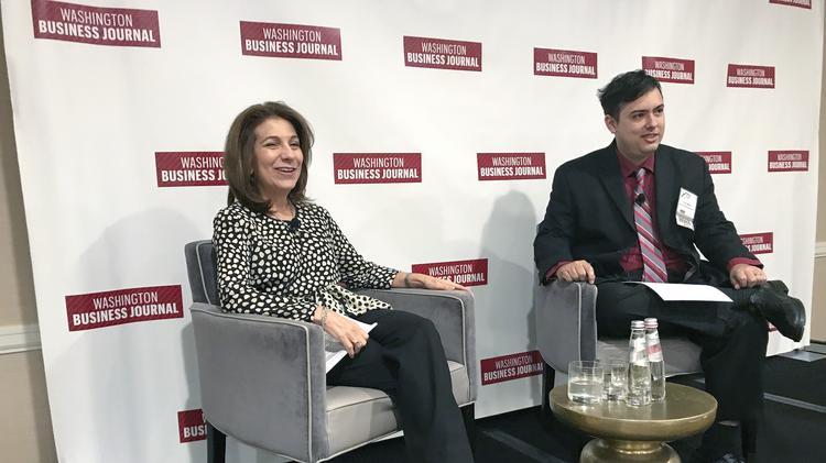 Karen Krupsaw discusses Redfin's real estate strategy  - Washington