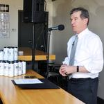Gov. <strong>Roy</strong> <strong>Cooper</strong> declares April NC Beer Month