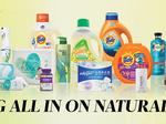 P&G meets consumer demand for 'natural'