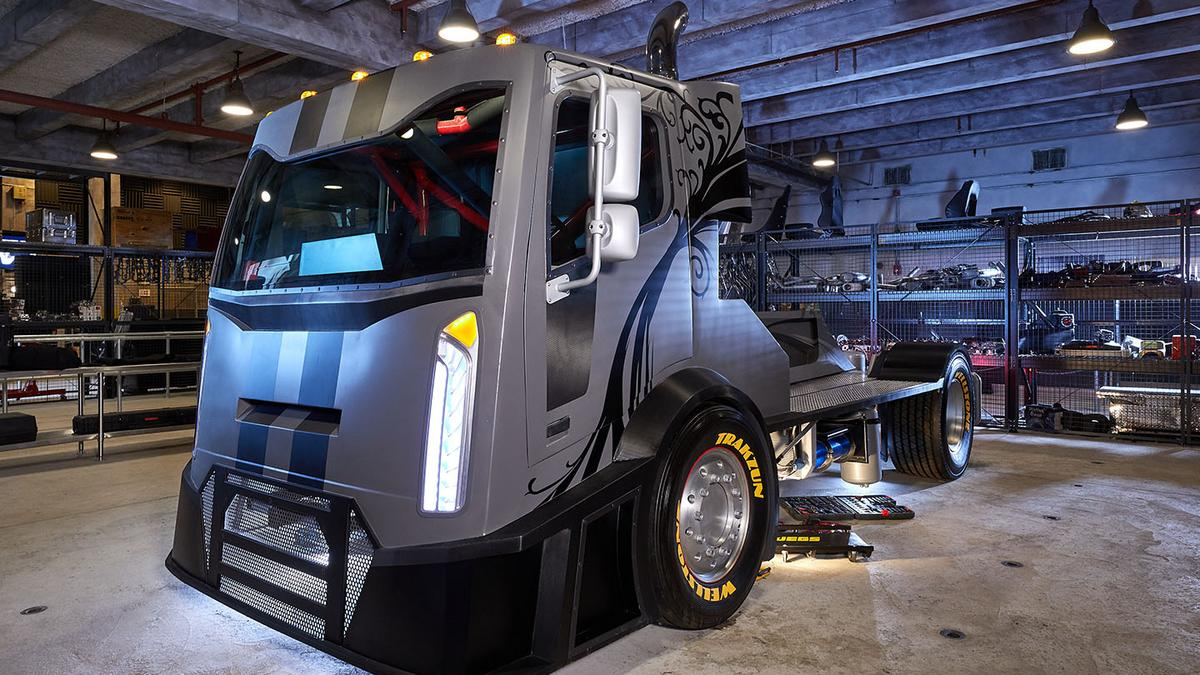 Universal Orlandos New Fast Furious Ride Shares Sneak Peek