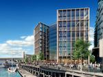The Wharf's $150M first trophy building is nearing completion.