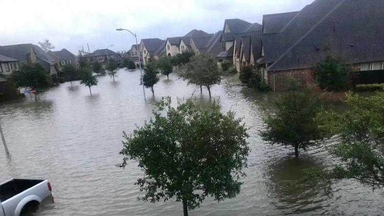 Harris County, FEMA partner to create new flood-risk maps ...