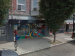 Uptown candy store closing