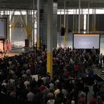 General aviation stakeholders tout industry's impact at Garmin jobs rally