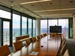 Cool Digs: Inside Alex. Brown's Harbor East offices