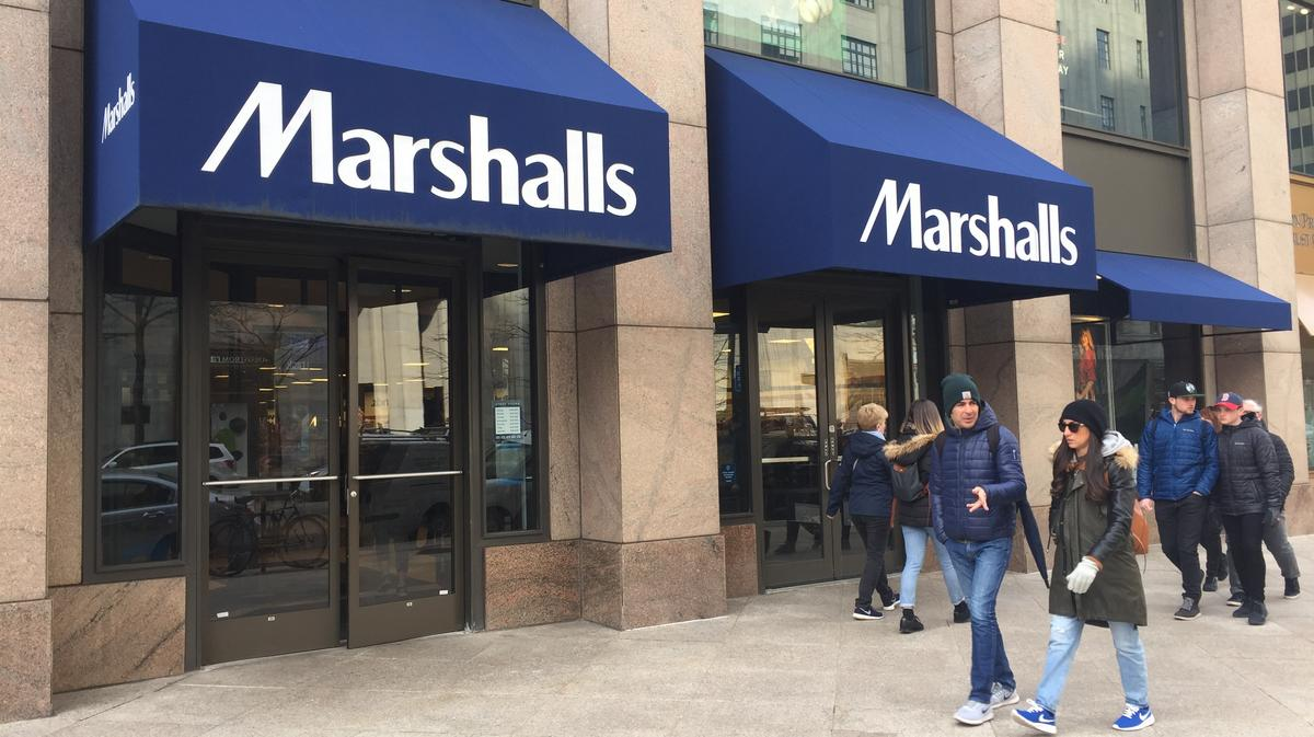 Marshalls Is Closing In Boston S Back Bay And Wayfair S