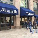 Marshalls is closing in Back Bay — and <strong>Wayfair</strong>'s first showroom could take its place