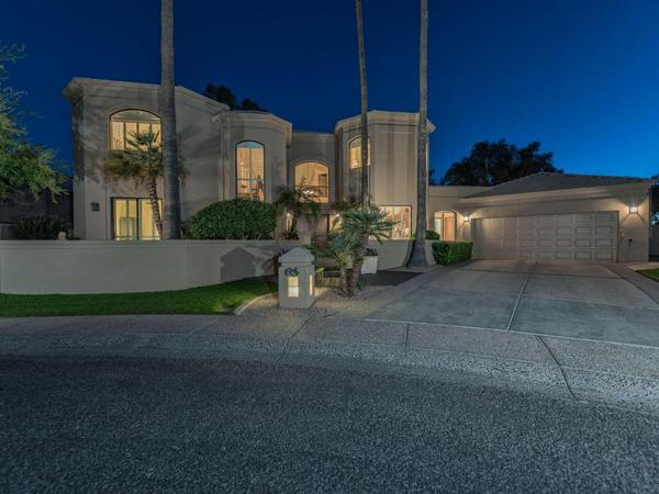 Home of the Day: Welcome to your private oasis in the Enclave at Gainey Ranch!