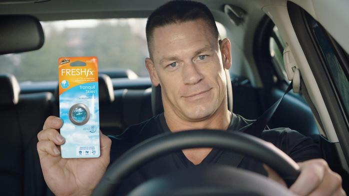 Spectrum Brands teams with actor, WWE star John Cena, to promote Armor All