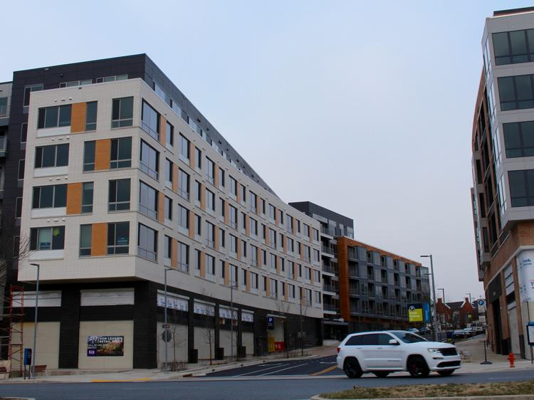 County Apartment/Condo Project, 1st place