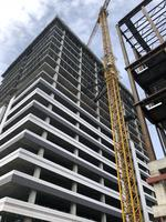 Here's when The Boro's $170M office tower in Tysons will be completed