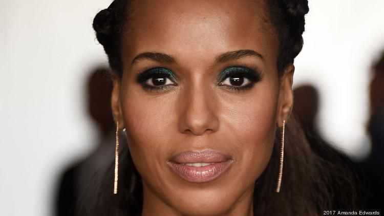 Kerry Washington Launches Makeup Line With Neutrogena La Biz