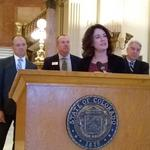 Business groups team up to urge increase in transportation funding